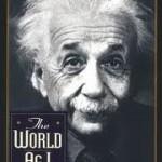 جهانی که من میبینم انیشتین