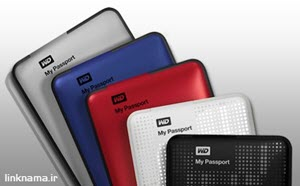 WD my-passport-ultra