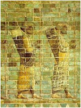 فرهنگ هخامنشیان