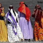 لباس محلی مردم آذربایجان شرقی