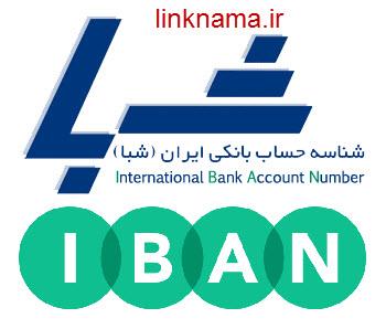 شناسه شبا بانک های ایران International Bank Account Number